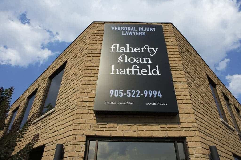 The law firm of Flaherty Sloan Hatfield